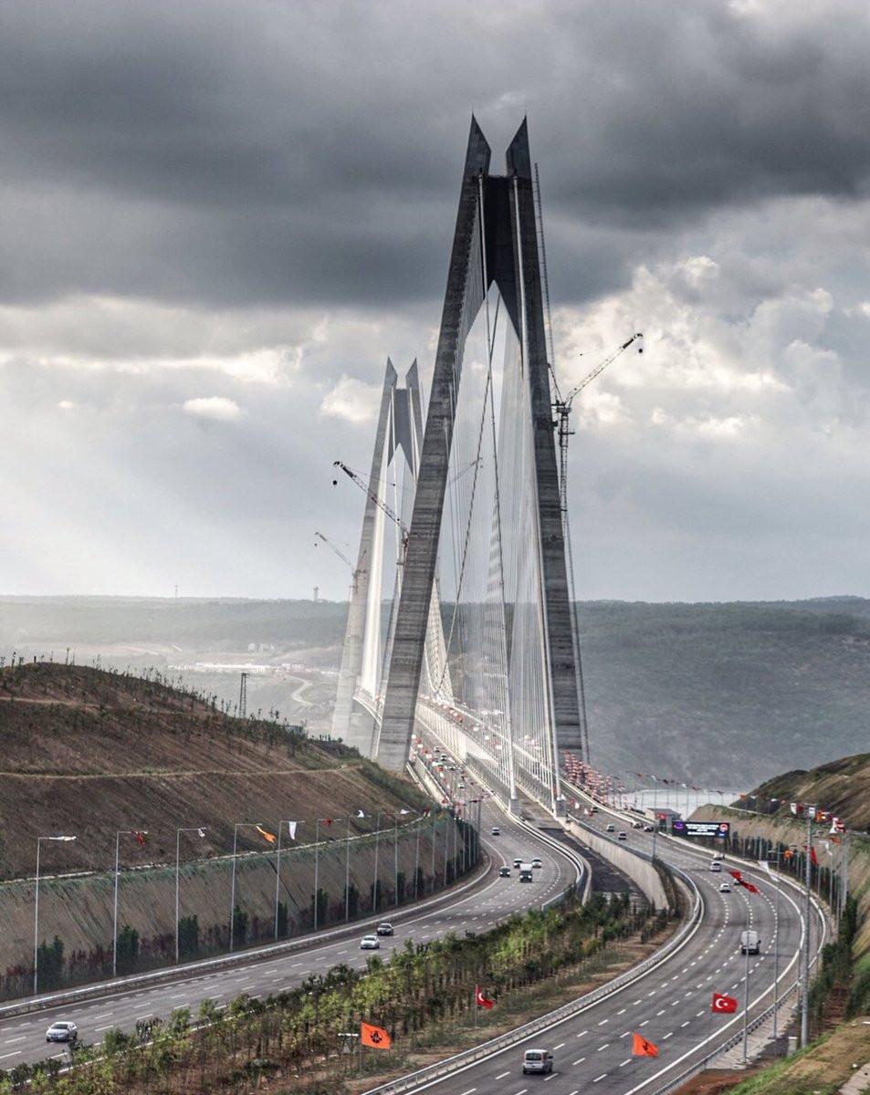 Yavuz Sultan Selim Köprüsü vinç bakımları ve vinç modernizasyonları